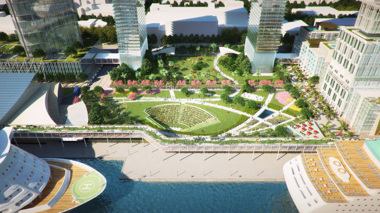 Port Tampa Bay unveils $1.7 billion plan to develop 45 acres in Channel District