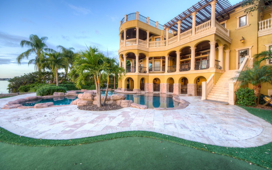 At $4.9M, Davis Islands mansion sale is highest year to date in Hillsborough