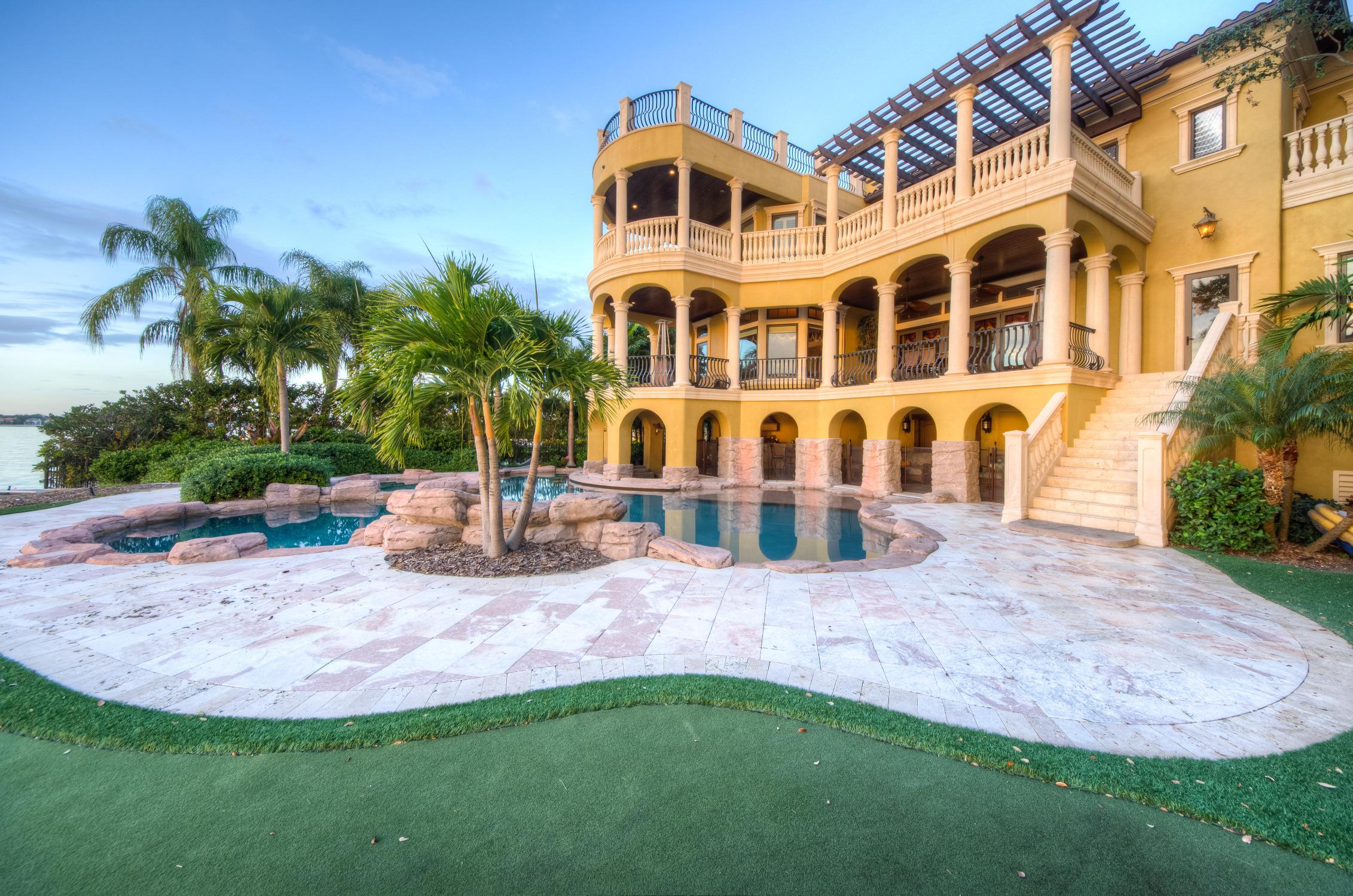 At $4.9M, Davis Islands mansion sale is highest year to date in Hillsborough