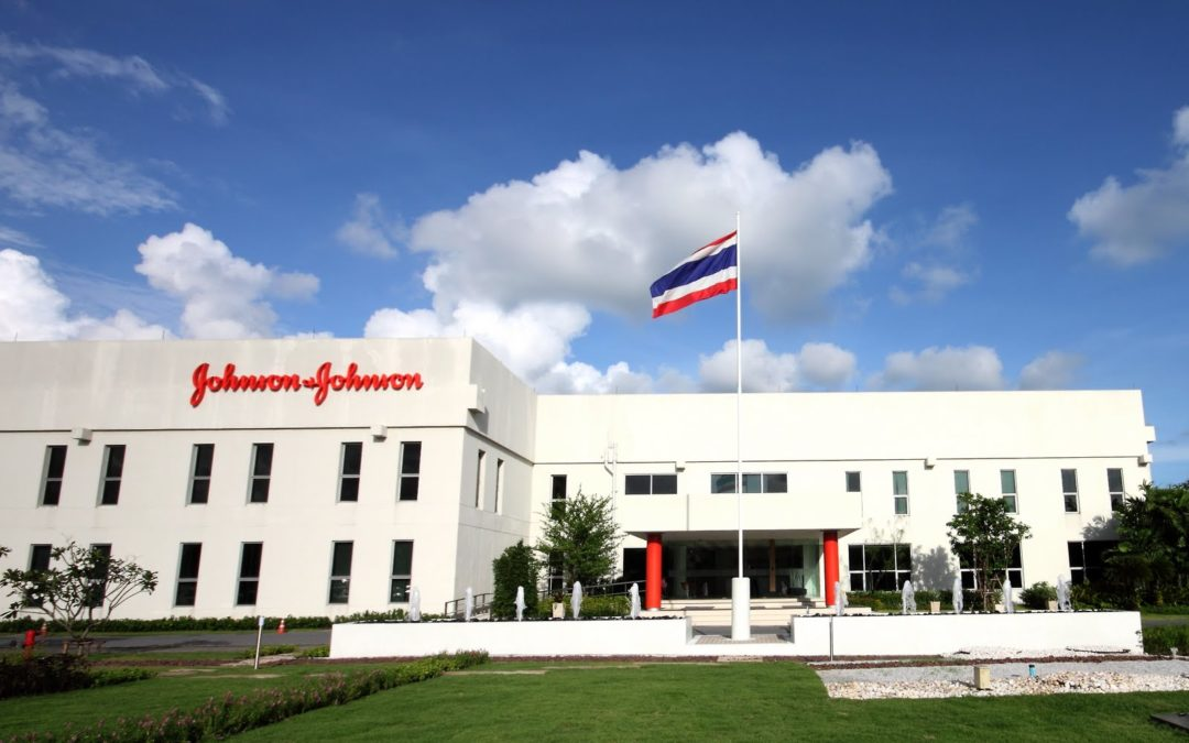 Tampa snags Johnson & Johnson corporate services headquarters with 500 jobs