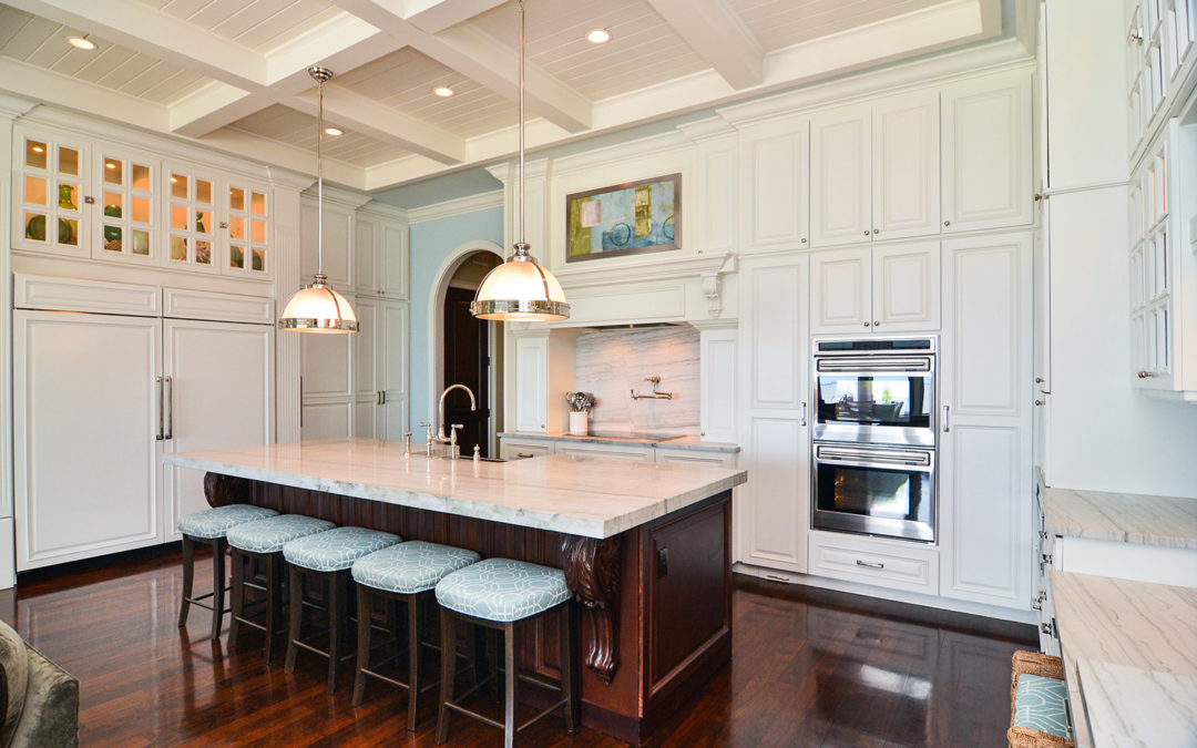 Granite countertops take second place to quartz