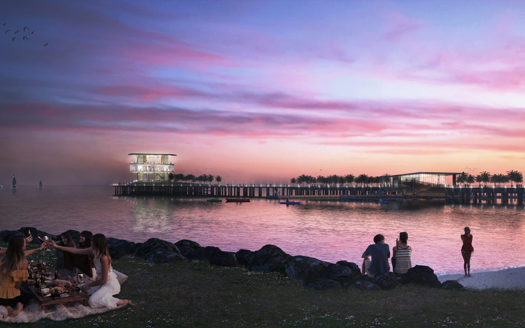 St. Pete takes major step in building its new pier