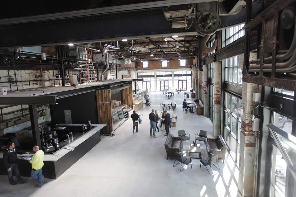 The long-awaited transformation of the Armature Works in Tampa is nearly ready for its debut