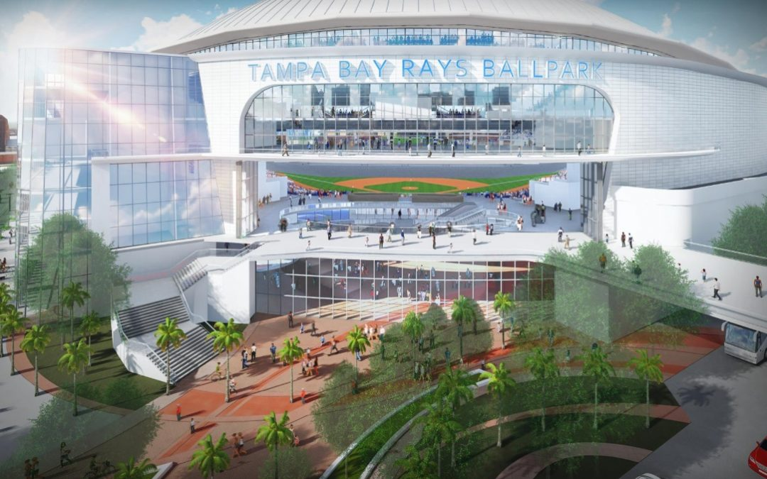 Rays' Ybor stadium revealed: Translucent roof, $892 million price tag