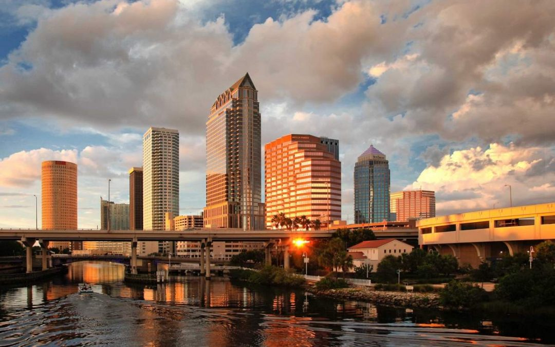 Tampa ranked second-best large college city