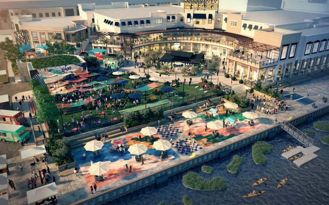 Sparkman Wharf opens in Tampa to massive crowds: Here's what it's like