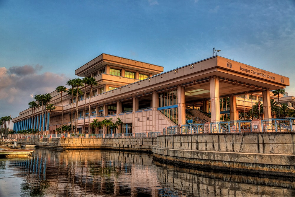 Tampa Convention Center plans to go vertical with new space along Riverwalk