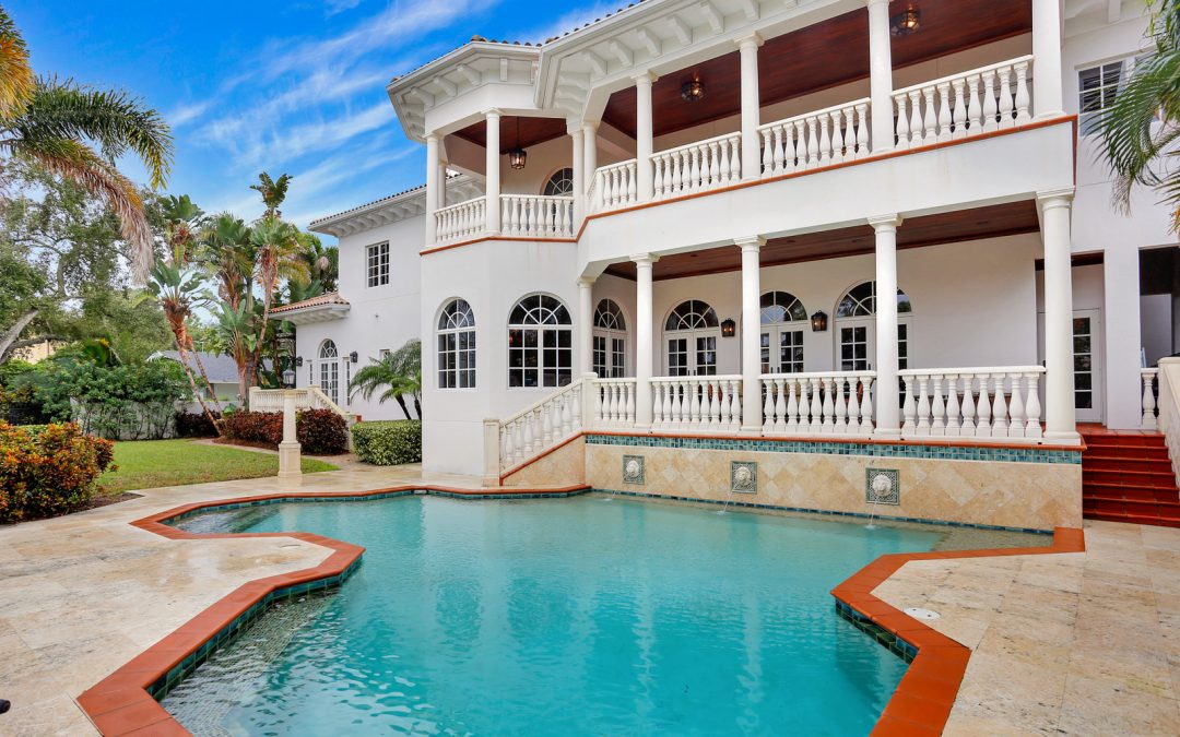 The 25 most expensive homes sold around Tampa Bay in 2018