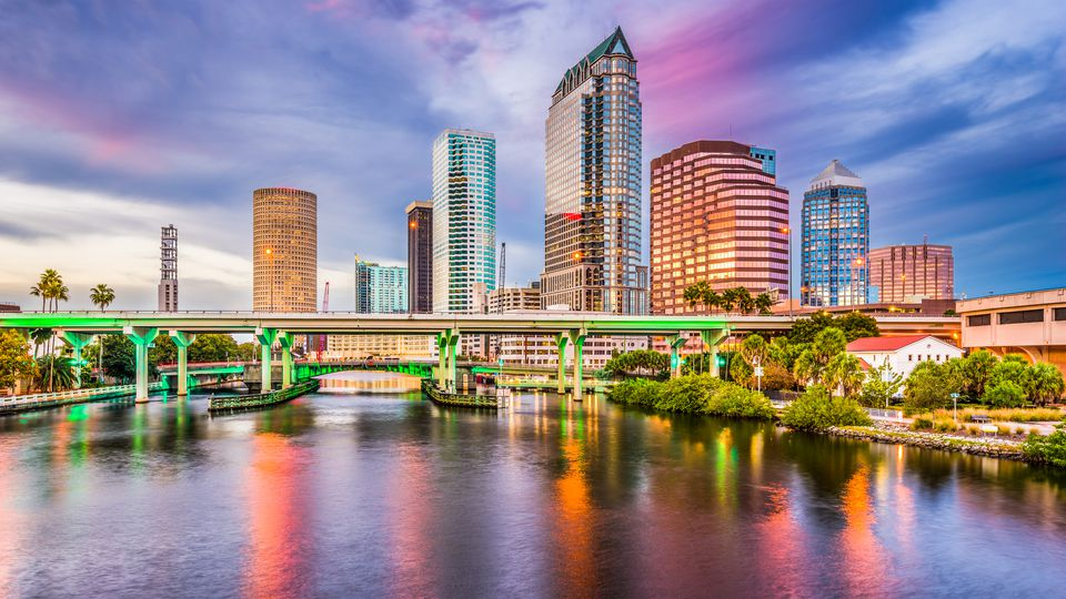 2019 Top 100 Best Places to Live – Tampa at Number 12