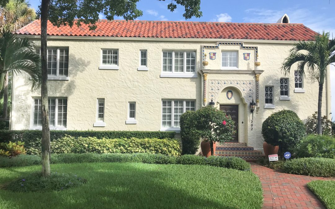 One of the original Davis Islands homes sells for $3.9 million