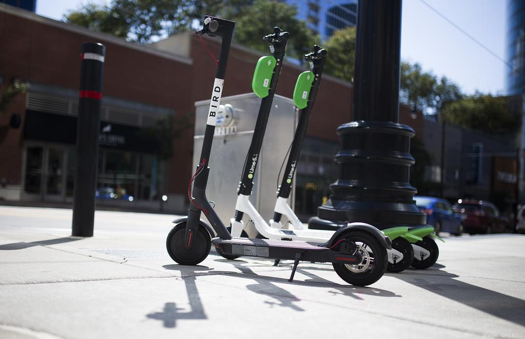 St. Petersburg hops on e-scooter craze, looks to start pilot program by 2020