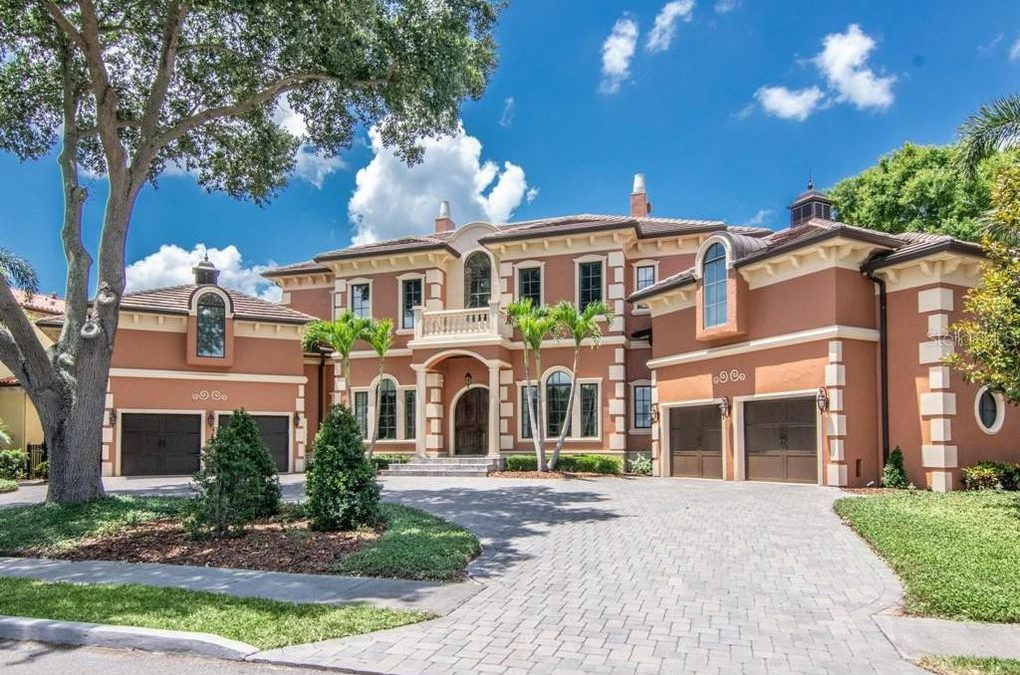 USF Coach Charlie Strong buys South Tampa house for $3.2 million