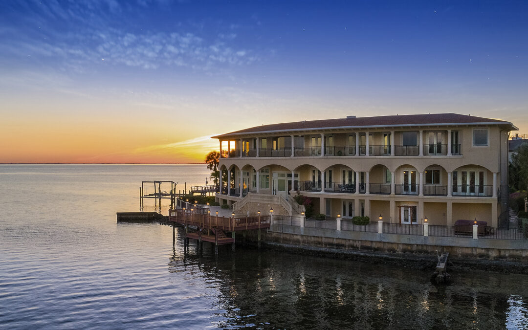 Home on South Tampa's Sunset Park waterfront has sold for $5.45 million
